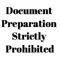 Los Angeles Notary Document Preparation